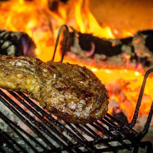 Carnes a la brasa en Murcia