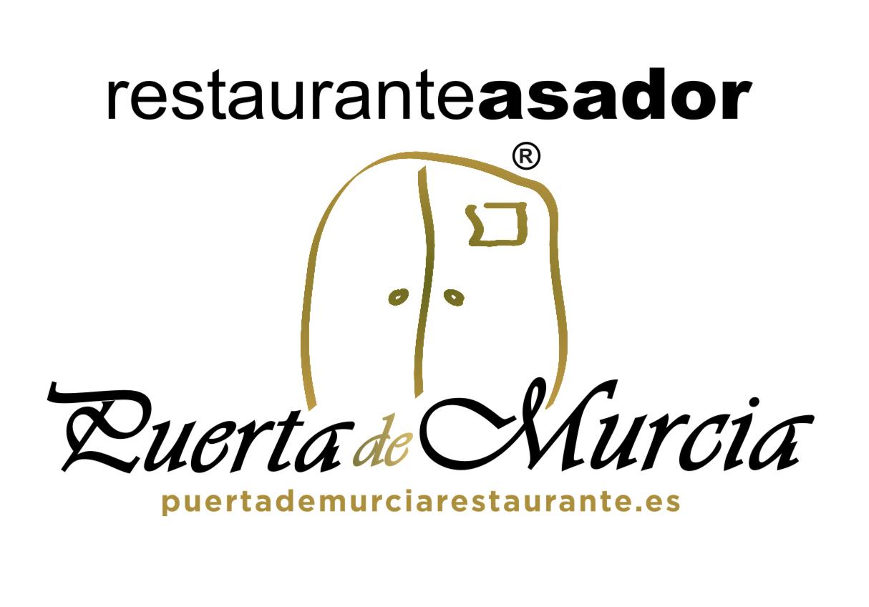 puerta de murcia restaurante logotipo